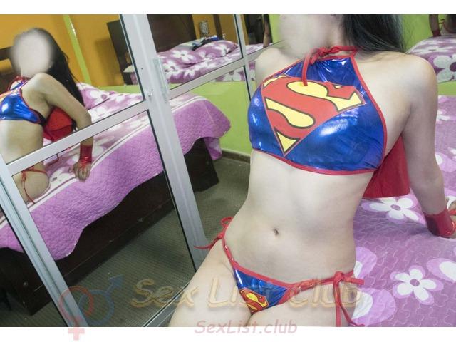 Voy a ser Tu Super Chica llamame para que te salve de los malos