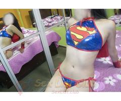 Soy SUPER apasionada y  SUPER sexy Ven por Super Chica